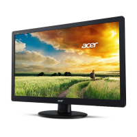 Монитор Acer 18.5 EB192Qb черный TN+film LED 5ms 16:9 матовая 200cd 1366x768 D-Sub HD READY   32950