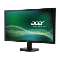 Монитор Acer 21.5 K222HQLCbid черный IPS LED 4ms 16:9 DVI HDMI 250cd 1920x1080 D-Sub FHD   3295116