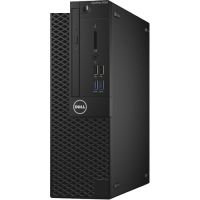 Компьютер Dell Optiplex 3050 SFF, i5-6500 3.2Ghz, 180W, 4Gb, 500Gb, HDG530,W10, кл,мышь,черн 4064567
